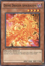 3x Yugioh SDBE-EN012 Divine Dragon Apocralyph Common Card