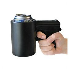 The Shooter Kool Koozie - Party With Beer and Gun! Keeps Your Beverage Cold!