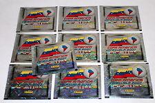 Panini COPA AMERICA VENEZUELA 2007 - 10 TÜTEN PACKETS SOBRES BUSTINE