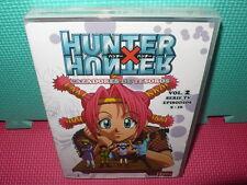 HUNTER + HUNTER * HUNTER - VOL. 2 - CAZADORES DE TESOROS - dvd