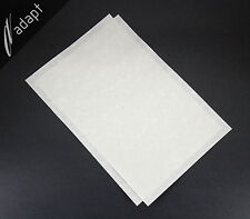 "Nomex 410 Insulation Paper 2 mil thick 2 each 8""x12"" Sheets Aramid Electrical"