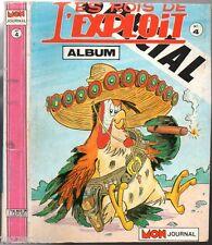 ALBUM SPECIAL LES ROIS DE L'EXPLOIT n°4 ¤ n°1-10-11 ¤ 1990 mon journal