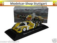 Museum: Porsche 956 LH - Winner 24 H Le Mans 1985 - Spark 1:43 map02028513 - NEW