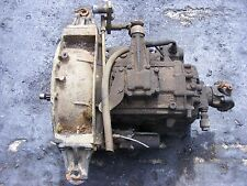 ZF S 5-42 GEARBOX (FROM CUMMINS 6BT ENGINE) (PTO PUMP NOT INCLUDED