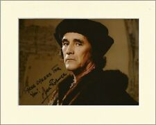 MARK RYLANCE WOLF HALL PP MOUNTED 8X10 SIGNED AUTOGRAPH PHOTO