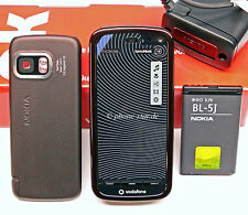 Nokia 5800 XpressMusic rm-356 CELLULARE FOTOCAMERA SMARTPHONE mp3 WLAN UMTS TOUCH W. NUOVO