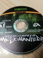 Need for Speed: Most Wanted (Original Xbox, 2005) Disc Only, Tested!