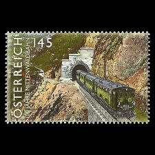 Austria 2012 - 100th Anniv of the Mittenwald Railway Trains - Sc 2400 MNH