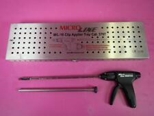 Pentax MicroLine M/L-10 Laparoscopic Multi-Fire Ligating Clip Applier Handpiece