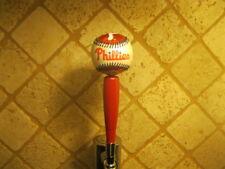 Philadelphia Phillie Kegerator Beer Tap Handle MLB Pub Style Baseball Team Logo