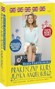 PRAKTYCZNY KURS języka ANGIELSKIEGO (książka + CD), Beata Pawlikowska