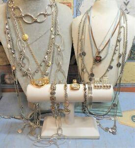 Large Lot Premiere Designs Jewelry Necklaces Bracelets Earrings Pendants