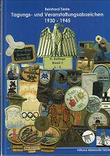 1011: Katalog Tagungs- und Veranstaltungsabzeichen 1930 -1945