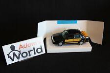 AHC Models Volvo 460 GL 1:43 Taxi, black / yellow (JMR)