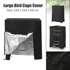 1x Large Bird Cage Cover Lightweight Solid Parrot Sleep Helper Dust-proof Cover
