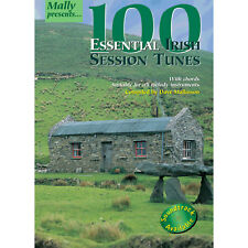 100 Essential Irish Session Tunes Book Only - Dave Mallinson