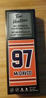 2020 Conor McDavid Tim Hortons Limited Edition NHL Superstar Stick / Locker NEW