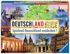 Ravensburger Familienspiel Wettlaufspiel Deutschlandreise 26492