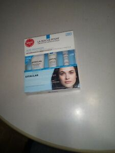 New! La Roche-Posay Acne Innovation Effaclar 3 Step System 2 Month Supply (5282)