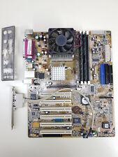 Asus A7V600 REV. 1.00 + AMD Athlon XP 2500+ + 1GB + I/O Shield COMBO TESTED
