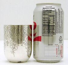 Antique Silver Kiddush Vodka Cup Silver Kiddish Engraved Ivy Motif