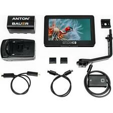 "SmallHD FOCUS 5"" On-Camera Monitor Kit with NP-FW50 Power Adapter to Sony Camera"