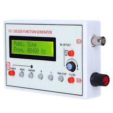 Dds Function Signal Generator Module Fg 100 1hz 500khz Sinesquare Wave 3510v