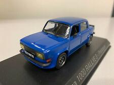 Norev Simca 1000 Rallye 3 Prototype Bleu 1/43 571021 0620