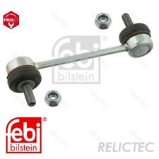 Rear Anti-Roll Bar Link Stabiliser Peugeot Citroen:C5 III 3,407,407 SW,C6