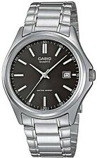 Casio Men's Core MTP1183A-1A Silver Stainless-Steel Quartz Dress Watch