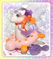 ❤️My Little Pony MLP G1 Vtg BABY SEA PONY Celebrate Pretty 'n Pearly FLOAT❤️