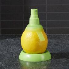 Lekue Silicone Citrus Spray w/Base, New, Free Shipping