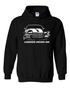 70 71 72 73 Chevy Camaro Split Bumper Hoodie Sweatshirt