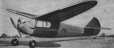 """Model Airplane Plans (FF): Scientific COMMODORE 72"""" Class A by Ben Shereshaw"""