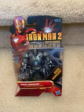 "Iron Man 2 Movie Series IRON MONGER Hasbro Marvel Universe 3.75"" figure"