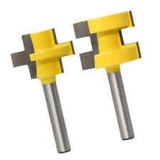"""1/4"""" Shank Wood Router Bit Wood Milling Cutter for Drill Machine Woodworking"""