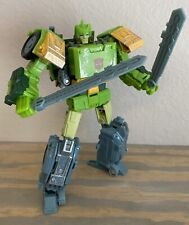 Transformers Generations War For Cybertron: Siege Voyager Class Springer