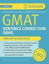 GMAT Sentence Correction Grail: 3rd Edition