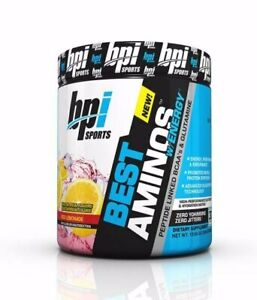 Aminos Energy Bpi Intra Workout Muscle Growth Recovery Bcaa Endurance 300g Cheap