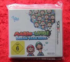 Mario & Luigi Dream Team Bros., Nintendo 3DS Spiel, Neu, deutsche Version