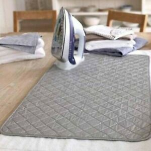 Cover Ironing Pad Mat Board 48*85 cm Foldable Easy Silver Magnetic Laundry Hot