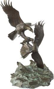 'Eagle's Conquest' by Clark Bronson Original Bronze #30/75!