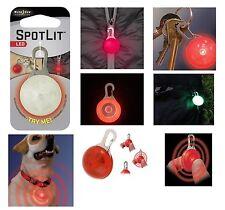 Nite Ize: Lugar LIt: señalizador brillante led (20h luz -Fija intermitente