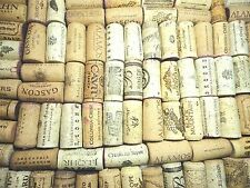 300 Used Wine Corks - Natural Corks No Synthetics - No Champagnes For hand craft
