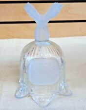Vintage Goebel 1979 First Edition Mother'S Day Crystal Glass Bell (Th1306)