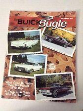 Buick Bugle Magazine 1960 LeSabre Convertible September 2002 032217NONRH