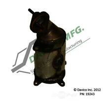 Catalytic Converter-Exact-Fit - Manifold Front Left Davico Exc CA 19243
