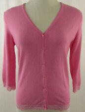3/4 Arm Damen-Pullover & -Strickware aus Viskose mit Knöpfen