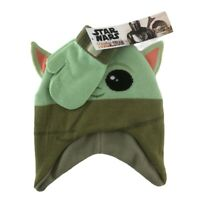 Disney The Mandalorian The Child Baby Yoda Beanie and Gloves Toddler