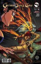 Grimm Fairy Tales 95 Cover B